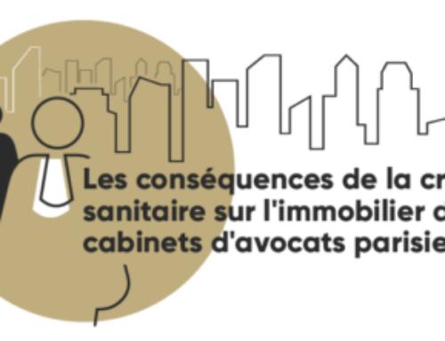 Impacts immobiliers de la crise sanitaire sur les cabinets d'avocats